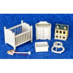 Nursery Set/6/white
