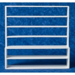 Store Shelf/white/cb