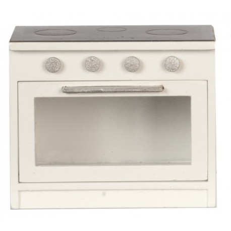 Kitchen Stove/white