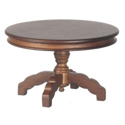 Round Table/Walnut