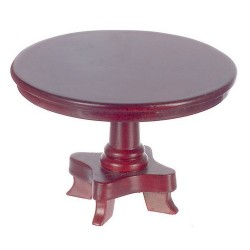 Round Table/Mahogany