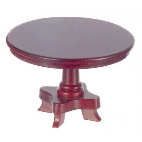Round Table/Mahoganyany