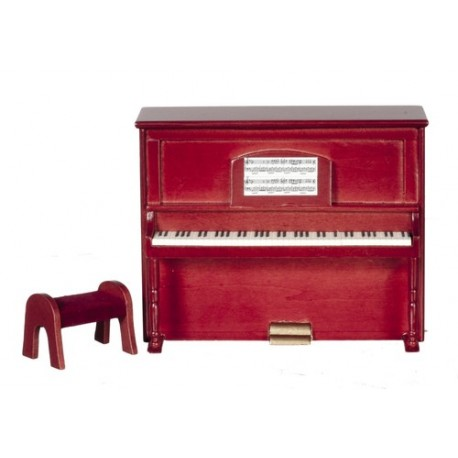 Upright Piano/Mahoganyany