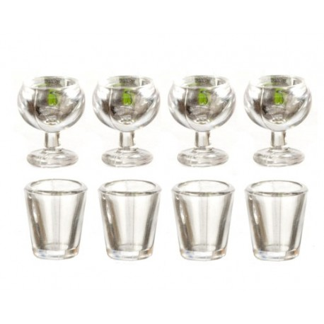 Tableware Set/sm.glass/8