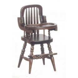 Victorian High Chair/waln