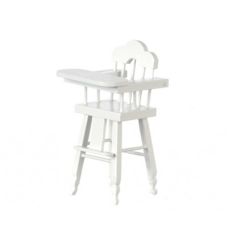High Chair/white
