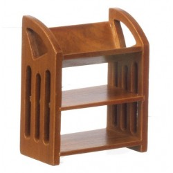 Book Buggy/Walnut