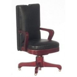 Swivel Desk Chair/blk/cb