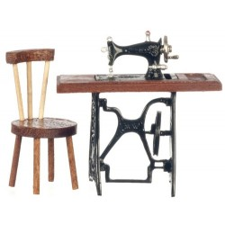 Sewing Machine w/chair
