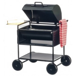 Barbecue Grill w/towel/cb