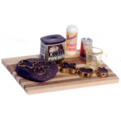 Choc.cookie Baking Set
