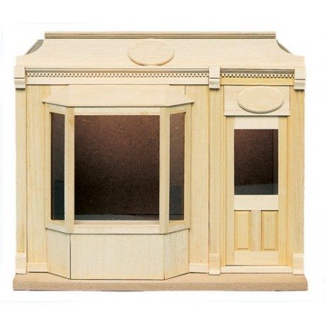 Bay Window Shop Kit Dollhouses Amp Dollhouse Kits