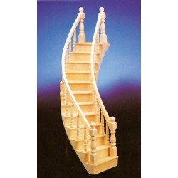 2-rail Stairs/right/assem