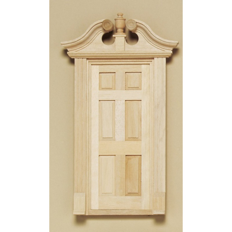 Single Deerfield Door Dollhouse Doors Superior