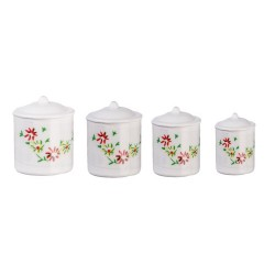 Canister Set/4/assorted