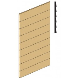 Clapboard Siding/10/1/4in