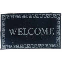 Welcome Mat/black