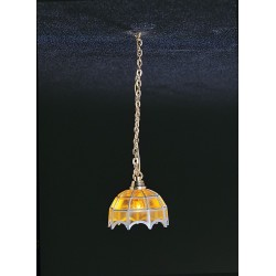 Tiffany Hanging Lamp/ambr