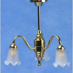 3-light Chandelier/12v
