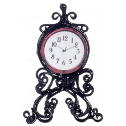 Mantle Clock/black