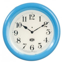 Small Blue Clock