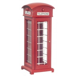 Phone Booth/red