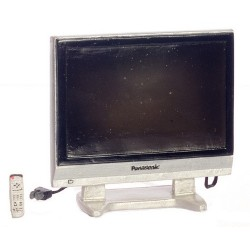36in Widescreen Tv/remote