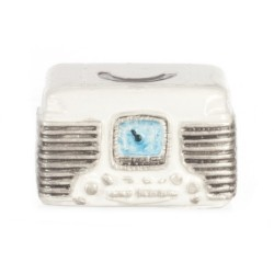 Retro Radio/white