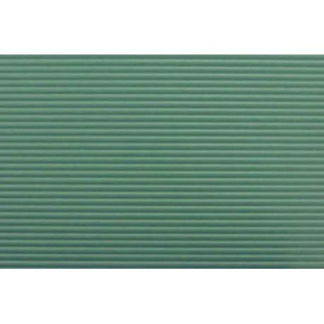 Tin Roof Panel Green Dollhouse Roofing Amp Shingles