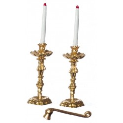 Candlesticks/candle/snuff