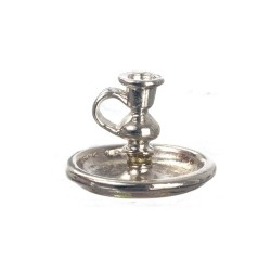 Night Candleholder/silver