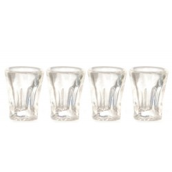 Bistro Glasses/set/4