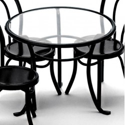 Patio Table/black