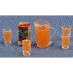 Tropical Punch Set  6/Pc