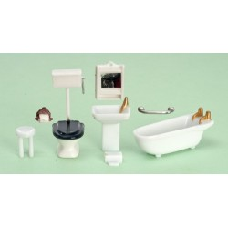 1/4inch Bathroom Set/8