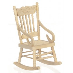 Rocking Chair/unfinished