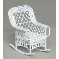 Rattan Harbor Rocker