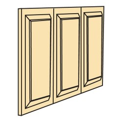 Dpb-32-3 Wainscot Panel