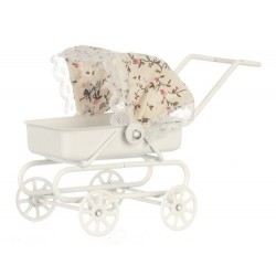 Baby Carriage w/tilt Top