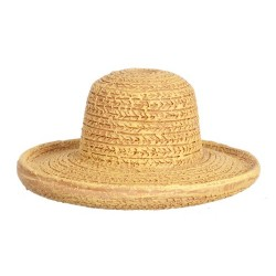 Polyresin Straw Hat