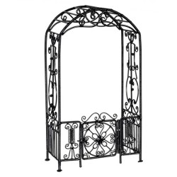 Arbor w/gate/black/cb