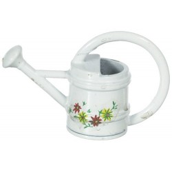 Watering Can/white w/flow