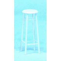Bar Stool/3in/white