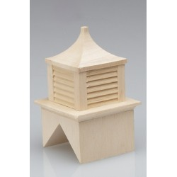 Wood Cupola