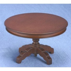 Round  Table  Walnut
