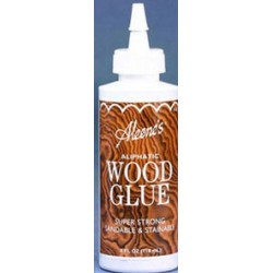 Wood Glue  4Oz