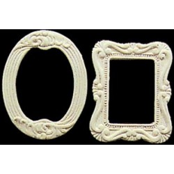 Picture Frames  1/Pair
