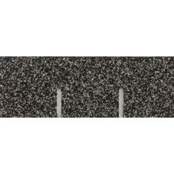 Salt & Pepper Square Asphalt Shingles, 177 Sq In