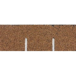 Tan Square Asphalt Shingles