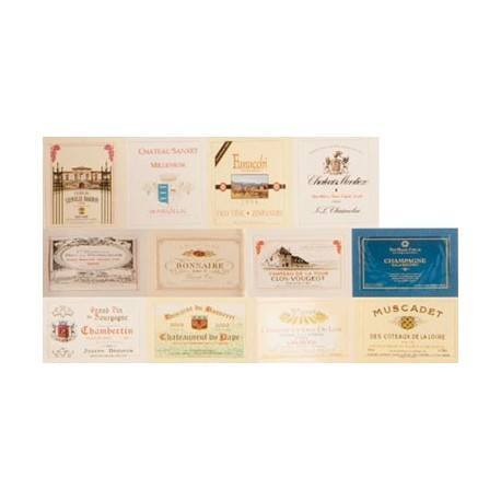 Wine Bottle Labels/12